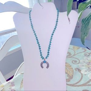 Carolyn Pollack Southwestern Squash Necklace